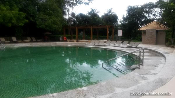 Piscina Hotel Turismo