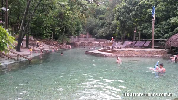 Rio Quente Resorts _ Parque das Fontes