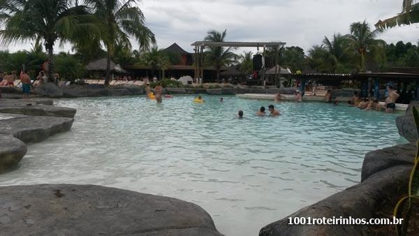 Rio Quente Resorts _ Praia do Cerrado