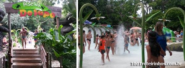 Rio Quente Resorts _ Piscina do Sapo