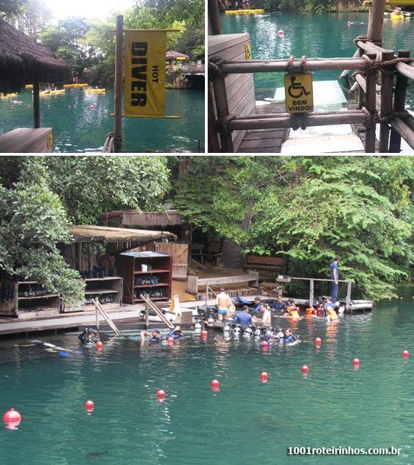 Rio Quente Resorts _ mergulho
