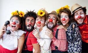 Bando de Palhacos - FOTO: HelenaMarques