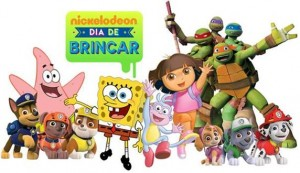 Dia Do Brincar Nickelodeon