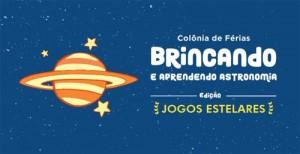 COLÔNIA DE FÉRIAS DO PLANETÁRIO - ago2016
