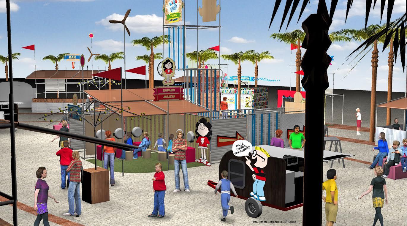 KidsVilleparkMaluquinho