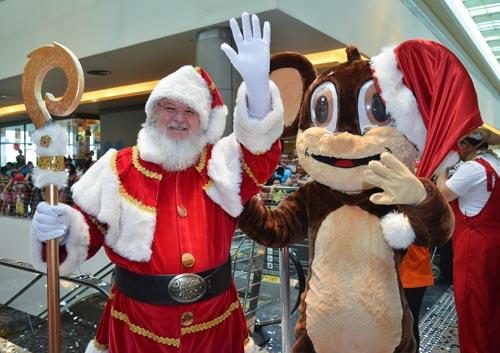 Papai Noel no Shopping Metropolitano Barra_natal2016_FOTO kiko_cabral