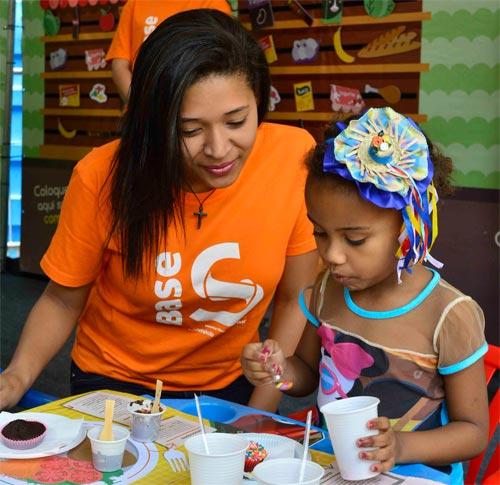 Rio Gastronomia para criancas