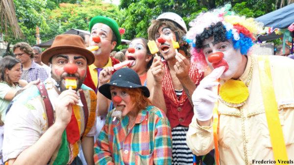 Carnaval - Sorvetada Gigantes da Lira - FOTO: Frederico Vreuls