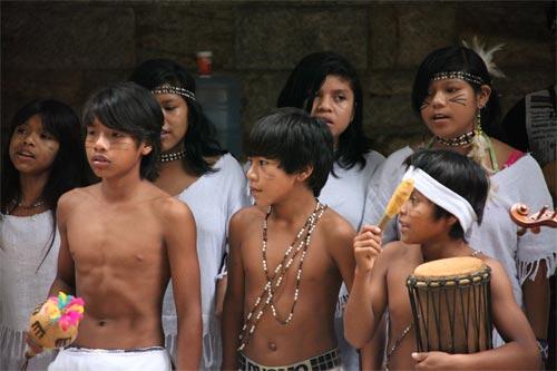 Dia internacional dos Povos Indígenas