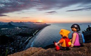 Exposição Playmobil - Um sonho infantil