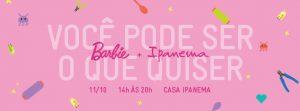 Barbie e Casa Ipanema