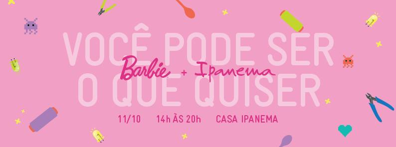Barbie e Casa Ipanema