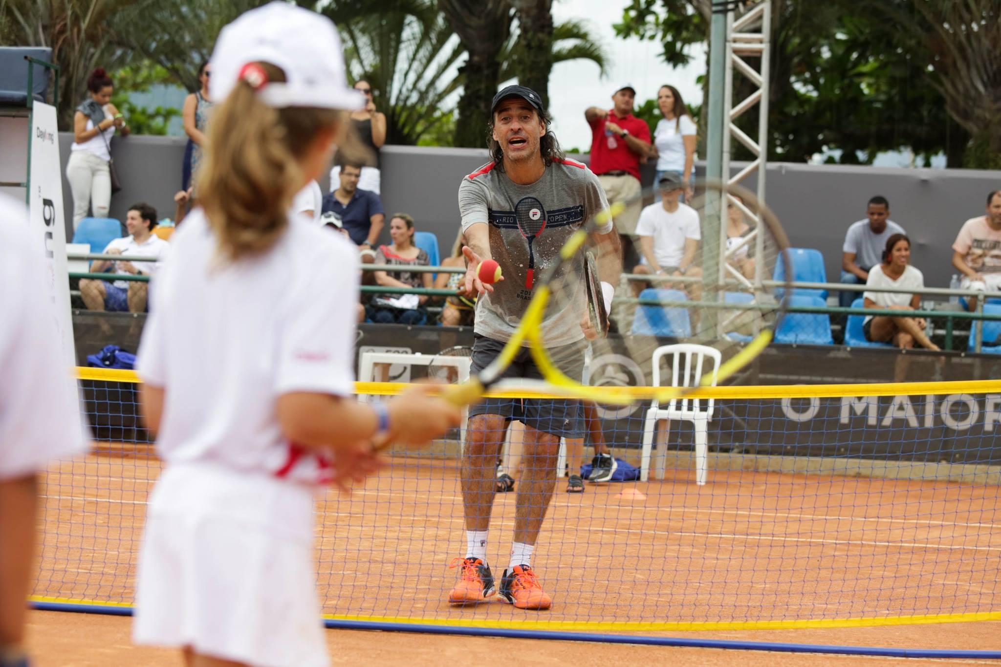 Rio Open Qualifying 2018 - FOTO: Divulgação