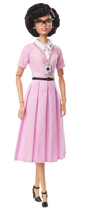 Barbie Mulheres Inspiradoras - Katherine Johnson