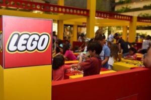 Festival Lego no Rio Design Barra