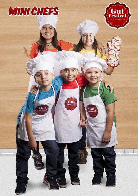 GUT Festival 2018 - Mini Chefs