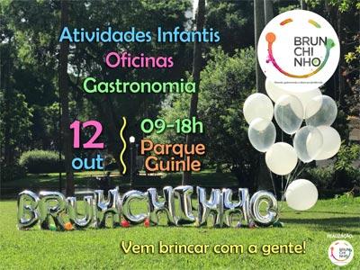 Brunchinho - Dia das Crianças