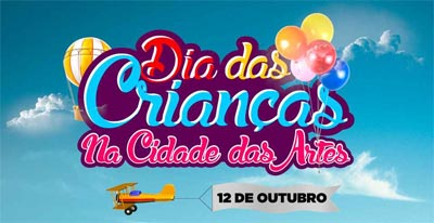 Cidade das Artes - Dia das Crianças