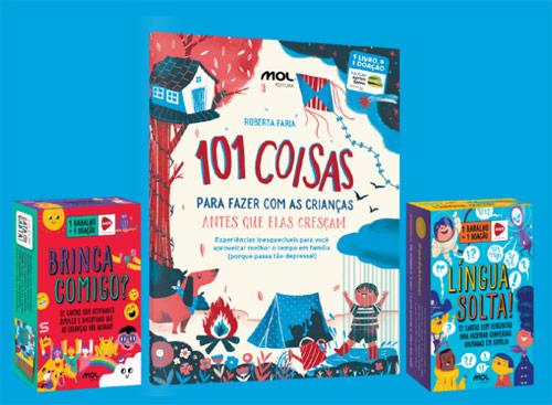 Livros da Editora Mol