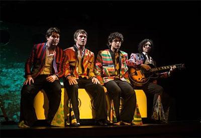 Espetáculos - 1. Expêriencia Yellow - FOTO: Andrea Nestrea