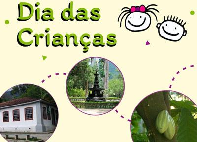 Dia das Crianças - Jardim Botanico