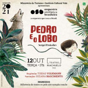 OSB - Pedro e o Lobo - IMAGEM: Divulgação